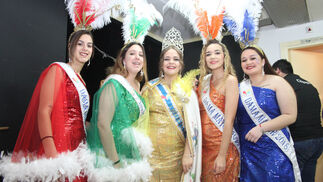 Imágenes del primer día de preliminares de concurso del Carnaval Colombino 2018