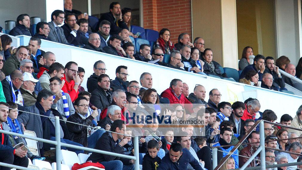 Imágenes del R.C. Recreativo de Huelva- C.D. Badajoz