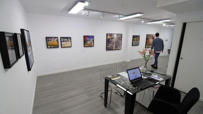 Espacio dedicado a sesiones didácticas dirigidas a niños relacionadas con la creación artística.