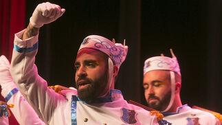 Las Imágenes del Carnaval Colombino: Quinta fase de Preliminares