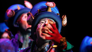 Octava jornada de preliminares del Carnaval Colombino 2018