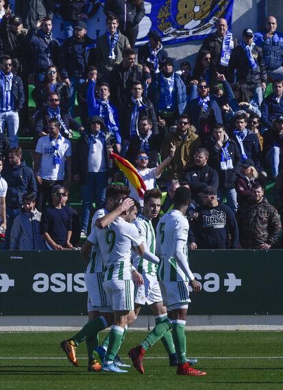 Las imágenes del Betis Deportivo-Recreativo
