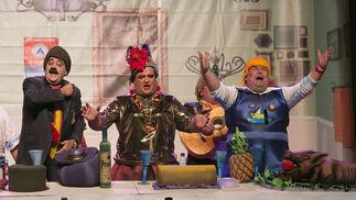 Las Imágenes del Carnaval Colombino: Segunda fase de Semifinales