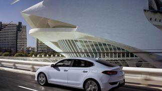 Galería de fotos del nuevo Hyundai i30 Fastback