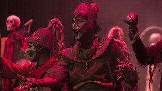 Final del Carnaval Colombino 2018 en imágenes