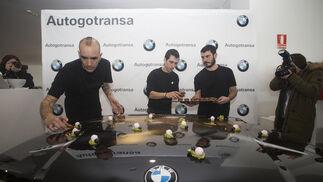 Presentación del nuevo BMW X2