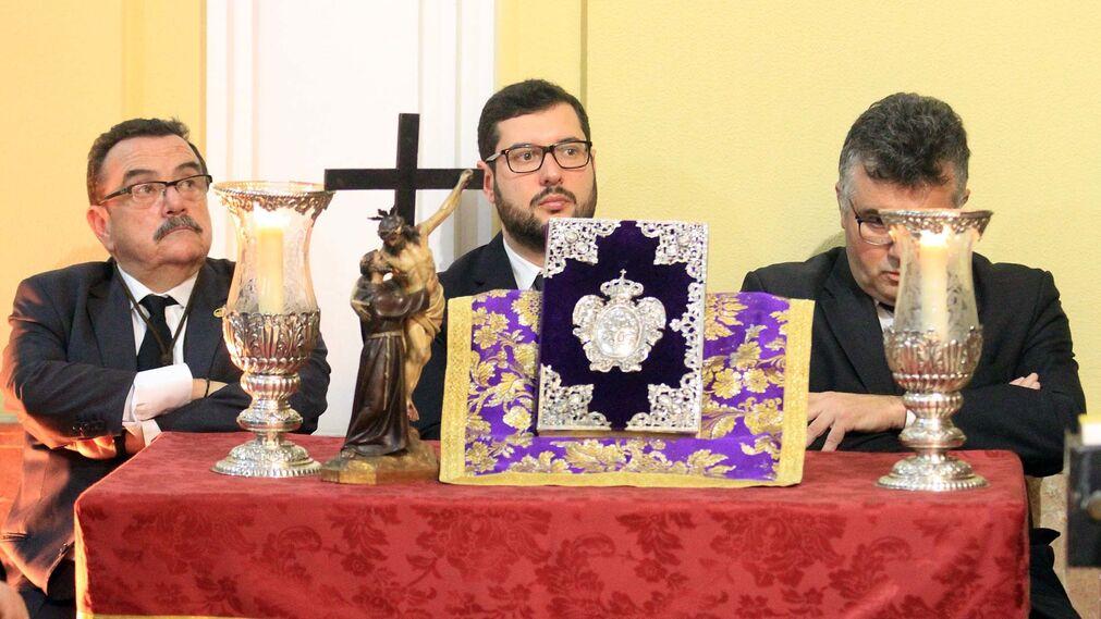 Imágenes del Quinario a Jesús del Calvario
