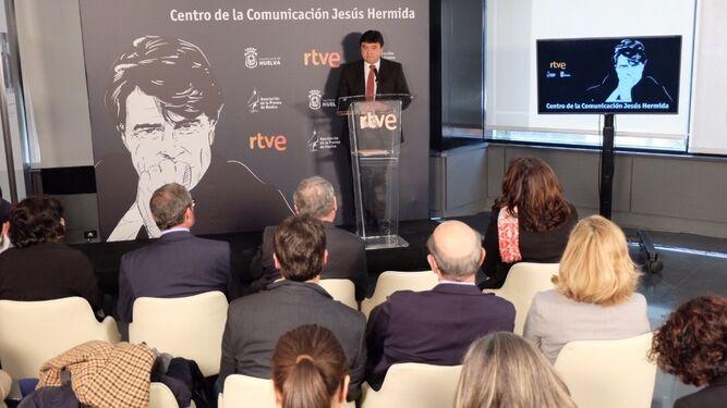 Rafael Terán, Begoña Fernández, Gabriel Cruz y José Antonio Sánchez.