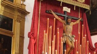 Cultos de la Buena muerte en las Agustinas