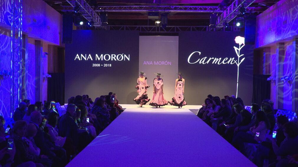 Doñana D´flamenca- Ana Morón