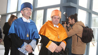 Actos del aniversario de la Universidad de Huelva en imágenes