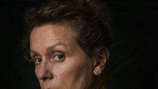 Frances McDormand  (Tres anuncios...)
