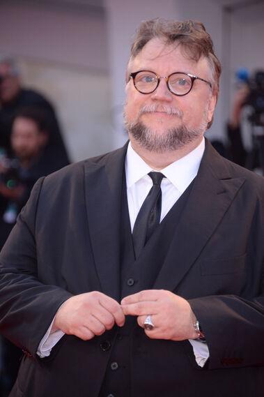 Guillermo del Toro  (La forma del agua)