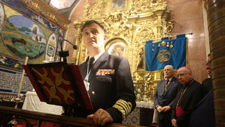 Voto Colombino en el Santuario de la Cinta en imágenes