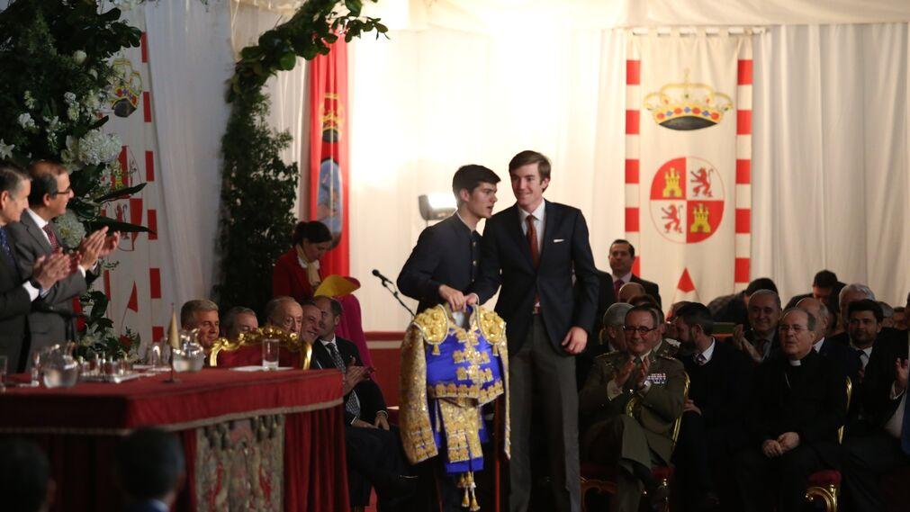 La entrega de premios en la Real Maestranza