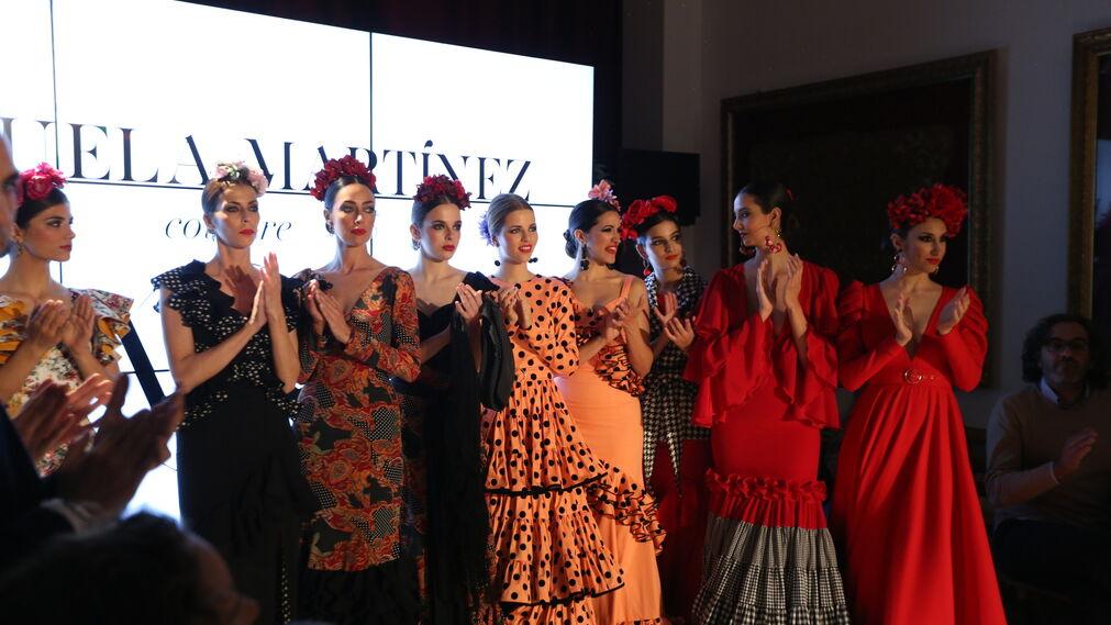 Lepe Loves  Flamenco 2018 - Manuela Martínez