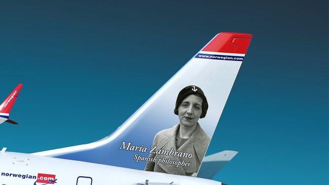 Alas para María Zambrano