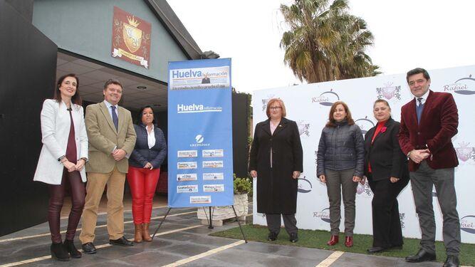 La Tertulia Cofrade 'El Aguaó' volvió a reunirse en el Complejo Rafael de nuestra ciudad; en esta ocasión la protagonista fue la mujer.