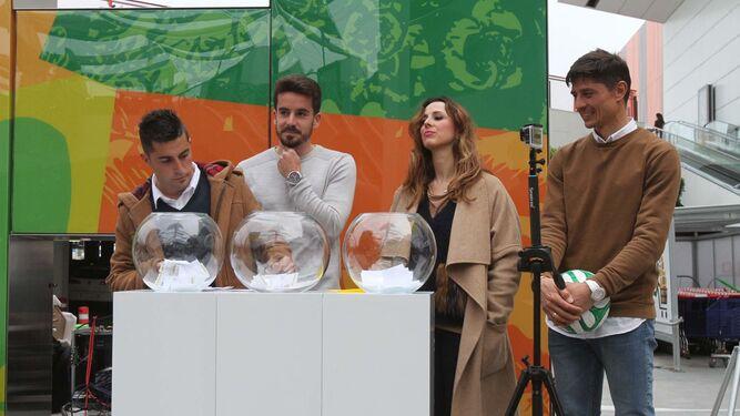 La II Gañafote Cup sortea en Holea los emparejamientos del torneo