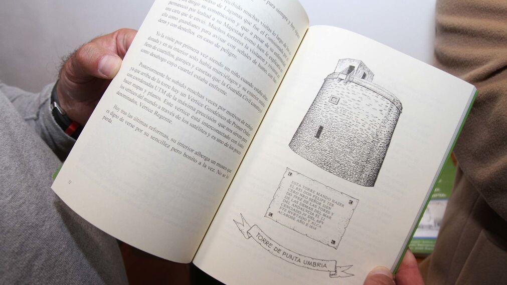Fernando Barranco presenta su libro, Rincones de Punta Umbría