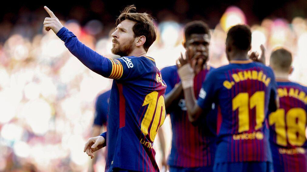 Las imágenes del Barcelona-Athletic