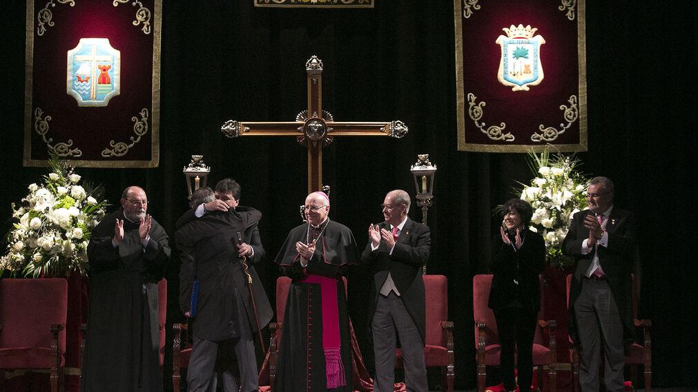 Pregón de la Semana Santa en imágenes