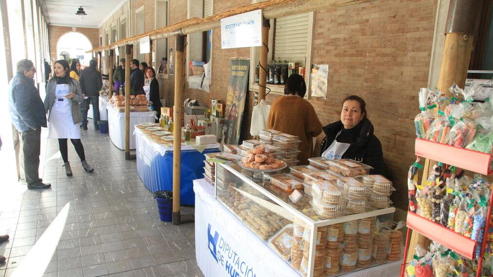 La muestra de sabores de cuaresma organizada por Diputación en imágenes