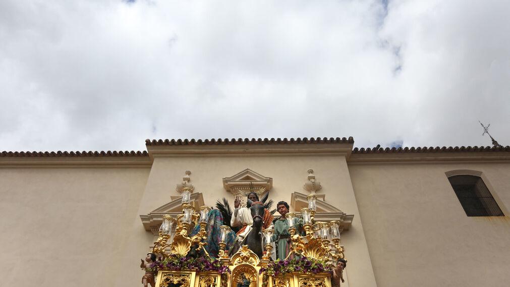 La Borriquita en imágenes
