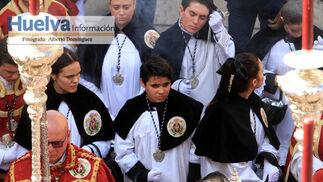 La Sagrada Cena en imágenes