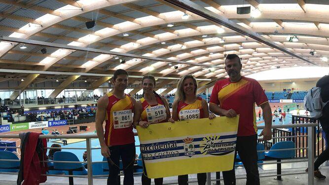 Isla, presente en el Europeo de atletismoEl Bollullos cuida la cantera