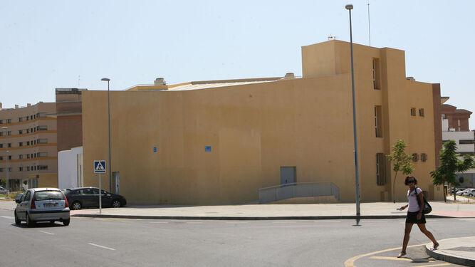 Centro social La Morana, en la calle Salamanca.