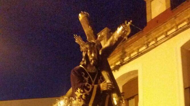 Procesión del Rostro, en Santa Olalla del Cala.