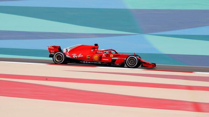 El lienzo más pop de Bahréin