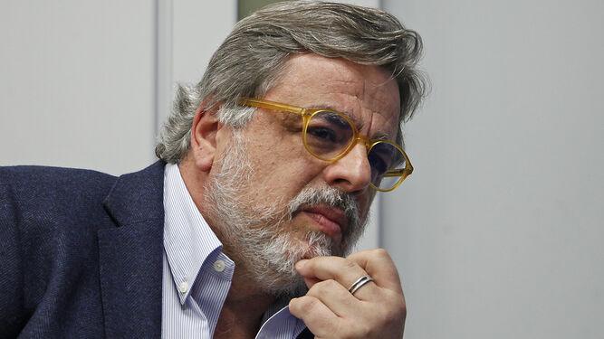 """""""Juan Ramón es un referente; en su poesía hay verdad y esencia"""""""
