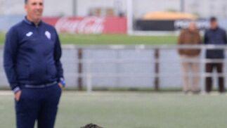 Atlético Onubense-Castilleja en imágenes