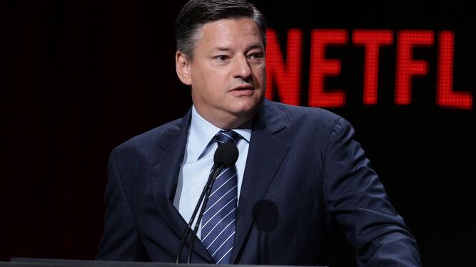 El director ejecutivo de contenidos de Netflix, Ted Sarandos.