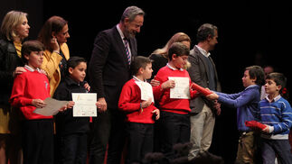 Entrega de los premios y menciones del VI Concurso de Dibujo Infantil de Arquitectura 2017