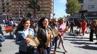 Imágenes de la jornada de convivencia de la Hermandad del Rocío de Huelva