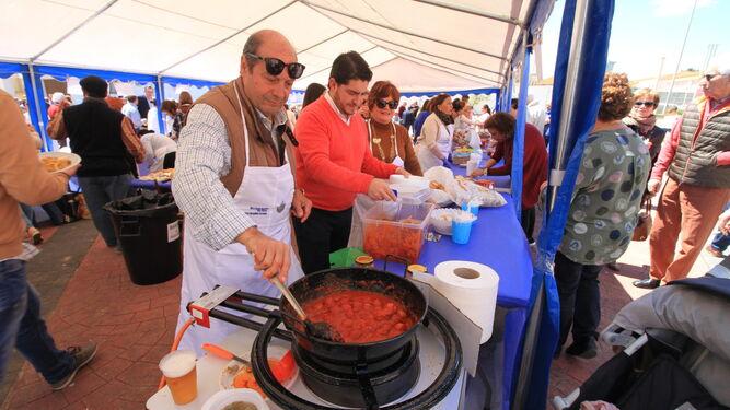 Obra social de la Hermandad de Huelva