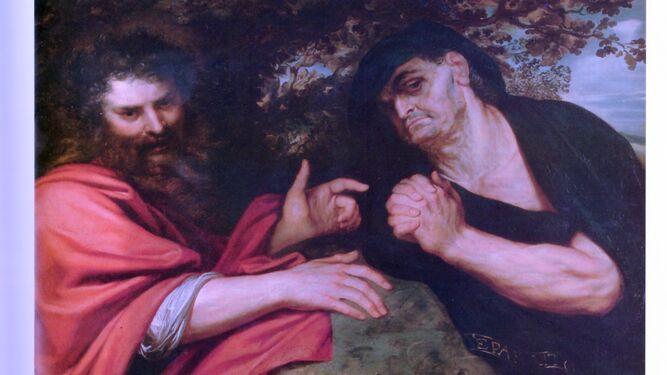 Y Rubens pasó por Valladolid