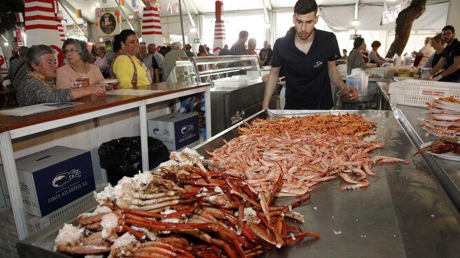 La gastronomía y el turismo se  dan la mano a orillas de la Ría