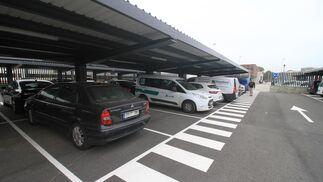 Imágenes de la nueva estación de tren en Huelva
