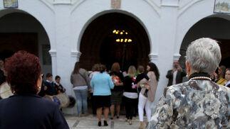 Imágenes de la Peregrinación de Emigrantes al Santuario de La Cinta