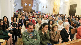 Imágenes del pregón de Juan González a la Hdad de Emigrantes en la Catedral