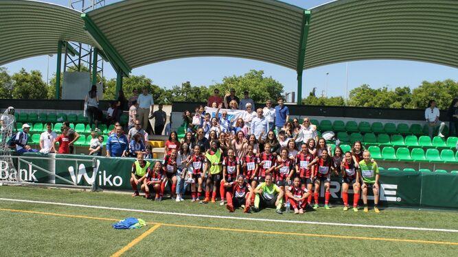 La victoria de ayer sobre el Real Betis mantiene vivas las esperanzas del Fundación Cajasol de jugar la Copa.