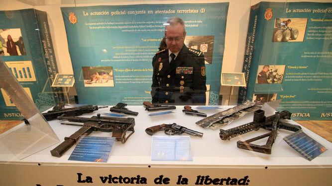 Armas usada por el Grapo, ETA y los yihadistas del 11-M.