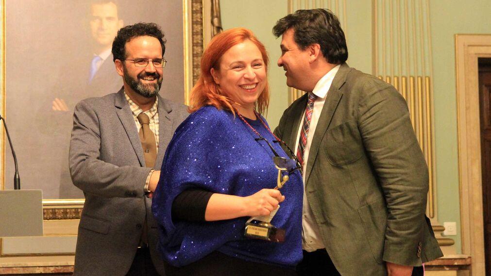 Imágenes de la XVI edición de los premios Marismas