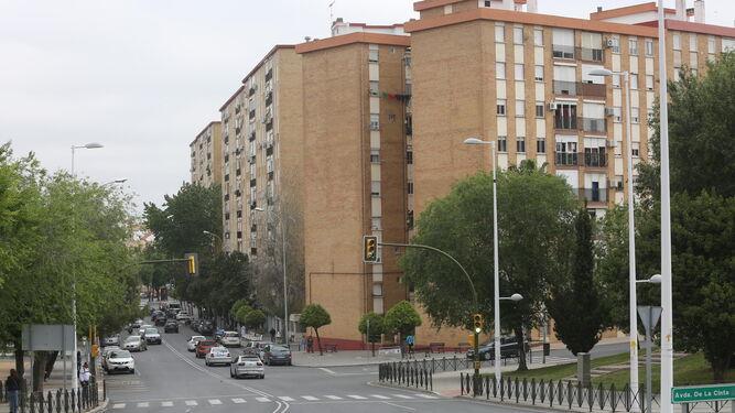 La plaza de Andalucía no tiene ningún atractivo.