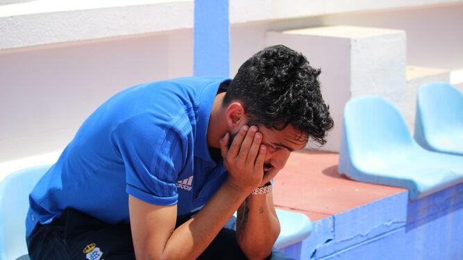 El Atlético Onubense desciende