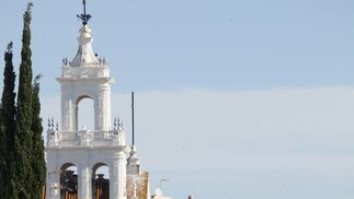 Salida de la hermandad de Isla Cristina